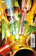The Avengers Vol. 4 (2010-2013) (Comic Book) #9
