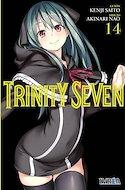 Trinity Seven (Rústica con sobrecubierta) #14