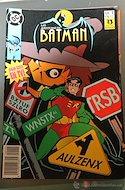 Las aventuras de Batman (1993-1994) #5