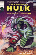 The Rampaging Hulk (Rústica 56 pp) #3