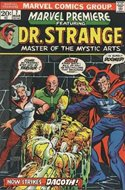 Marvel Premiere (Comic Book. 1972 - 1981) #7