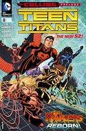Teen Titans Vol. 4 (2011-2014) (Comic Book) #8