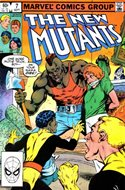 The New Mutants (Comic Book) #7