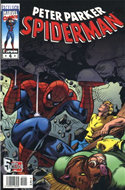 Peter Parker Spiderman (2004-2005) (Grapa 72 pp) #4