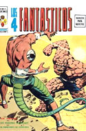 Los 4 Fantasticos Vol. 2 (56 páginas (1974)) #4