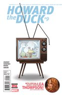 Howard the Duck (Vol. 6 2015-2016) (Grapa) #9