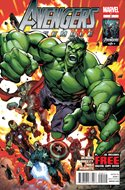 Avengers Assemble Vol. 2 (2012-2014) (Comic-Book) #2