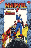 Clásicos Marvel (1988-1991) (Grapa.) #3