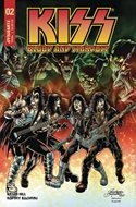 KISS: Blood and Stardust (Variant Covers) (Comic Book) #2