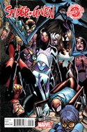 Spider-Gwen (Variant covers) (Grapa) #0.3
