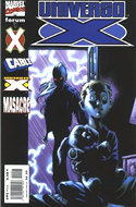 Universo-X (2000-2001) (Grapa. 17x26. 72/80 páginas. Color. (2000-2001)) #1