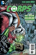 Green Lantern Corps Vol. 3 (2011-2015) (Comic-Book) #8