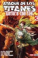 Ataque de los Titanes: Before the Fall (Rústica) #3