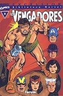 Biblioteca Marvel: Los Vengadores (1999-2001) (Rústica 160 pp) #6