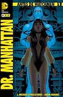 Antes de Watchmen: Dr. Manhattan (Grapa 32 pp) #1