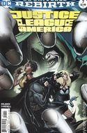 Justice League of America vol. 5 (2017-2018 Variant Covers) (Comic Book) #7