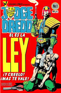 Judge Dredd (Grapa) #1