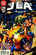 JLA Vol. 1 (1997-2006) (Comic-Book) #4