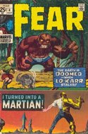 Adventure into Fear (Comic Book. 1970 - 1975) #4