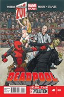 Deadpool Vol 3 (Comic-Book) #4