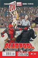 Deadpool Vol .3 (2013-2015) (Comic-Book) #4
