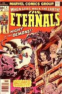 The Eternals Vol.1 (1976-1978) (Comic book. 32 pp) #4