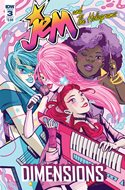 Jem and The Holograms: Dimensions (Comic book) #3