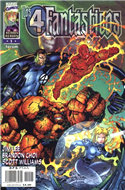Los 4 Fantásticos Vol. 2 (1997-1998). Heroes Reborn (Grapa 24 pp) #1
