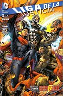 Liga de la Justicia (Grapa) #9