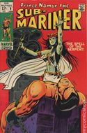 Sub-Mariner Vol. 1 (Grapa) #9