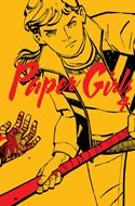 Paper Girls (Grapa 32 pp) #4