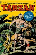 Tarzan (Comic-book) #4