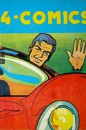 4 - Comics (Rústica) #5