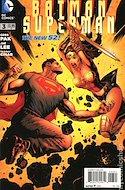 Batman / Superman (2013-2016 Variant Cover) (Comic Book) #3