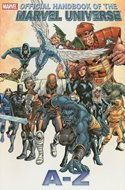 Official Handbook of the Marvel Universe A-Z (Handbook) #1