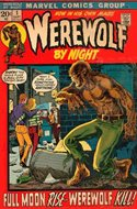 Werewolf by Night Vol 1 (Comic Book) #1