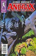 Andrax, el ultimo guerrero (Grapa.) #7