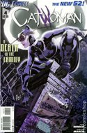 Catwoman Vol. 4 (2011-2016) New 52 (saddle-stitched) #4