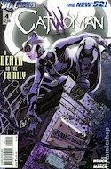 Catwoman Vol. 4 (2011-2016) New 52 (Comic Book) #4