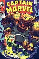 Captain Marvel Vol. 1 (Comic Book) #6