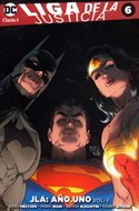 Liga de la Justicia (Rustica) #6