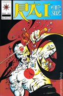 Rai (1992-1995) (Comic Book) #1