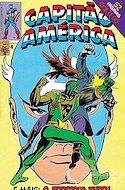 Capitão América (Formatinho grampo) #4