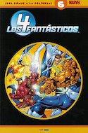 Los 4 Fantásticos. ¡Del cómic a la película! (Rústica 80 pp) #6