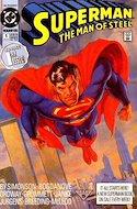 Superman: The Man of Steel (Comic book) #1