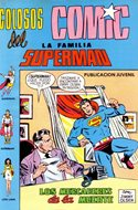 Colosos del Cómic: La familia Superman (Grapa 36 pp) #6