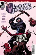 Lobster Johnson (Comic-book) #27