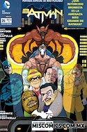 Batman (2012-2017 Portada Variante) (Grapa) #26