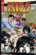 KISS: Blood and Stardust (Variant Covers) (Comic Book) #2.1