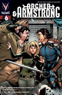 Archer & Armstrong (Comic Book) #6
